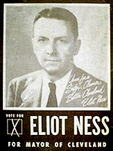 Eliot Ness Haunted Cleveland